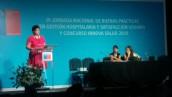 Exitoso abordaje de pacientes con úlceras venosas del Hospital de Quilpué se expuso en Jornada Nacional de Buenas Prácticas