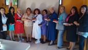 Hospital de Quilpué homenajeó a su Voluntariado reconociendo importantes proyectos que han impulsado a lo largo de su historia