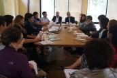 Hospitales y APS de Marga Marga planifican ejes de trabajo 2018 de Comisión Técnica Territorial de Salud con el foco en los pacientes