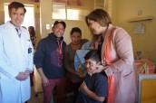 """Más de 450 ajuares de """"Chile Crece Contigo"""" ha entregado el Hospital de Quilpué en lo que va del año"""